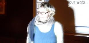 Wool at Reading Geek Night...