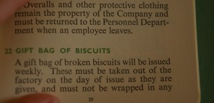 22 Gift Bag of Biscuits