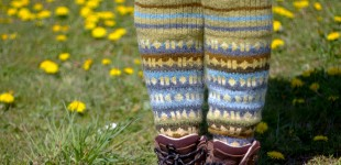 FO: Legwarmers for Soundwalking